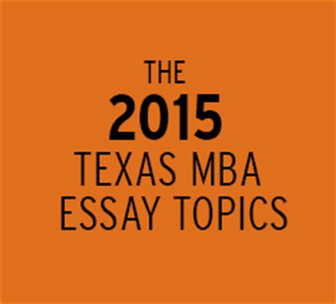 Inspiration: Sample Essay for MBA Application - ThoughtCo